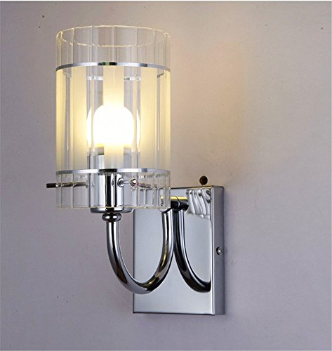 YU-K Modern Home Wandlampen spreien en Licht TV Wandlampen De weg Goud Perfect voor Restaurant Cafe Versierde Woonkamer Slaapkamer Corridor Balkon