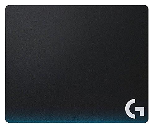 Logitech G440 Hard Gaming Mouse Pad for High DPI Gaming - Black