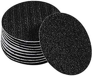 Pack 5 Anti-Slip Mat Fixing Multi-Purpose Reusable Non-Slip Furniture Pad Grippers Slide Stickers Round Floor Carpet