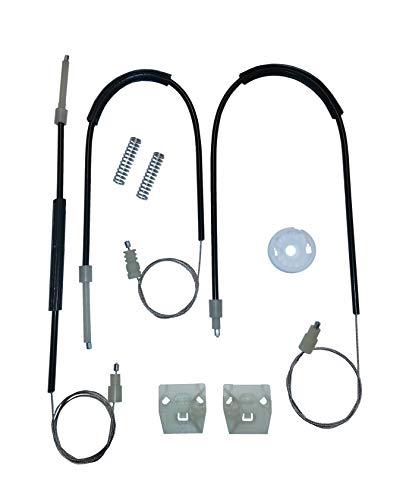 Twowinds - 9221Q2 Kit de reparación de elevalunas eléctrico Delantero Izquierdo 607