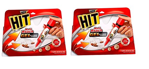 HIT Anti Roach Gel, Pack of 2