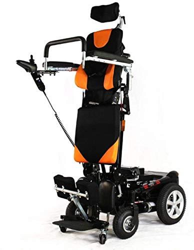JYHJ Las personas con discapacidad mayores pueden levantarse y bajar y colocar sillas de ruedas eléctricas, sillas de ruedas eléctricas
