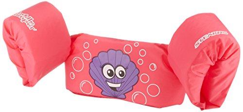 Stearns Original Puddle Jumper Kids Life Jacket | Life Vest for Children, Cancun Pink Clam