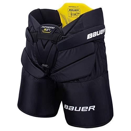 Bauer Supreme S27 Goalie Hose Senior, Größe:M, Farbe:Schwarz