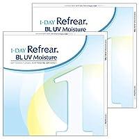 クリアコンタクト ワンデーリフレア 1day_Refrear BL UV モイスチャー55 【BC】8.7 【PWR】-5.50 30枚入 2箱