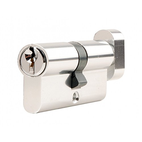Euro Profile Contract Cylinder Lock with Thumb Turn T35/35