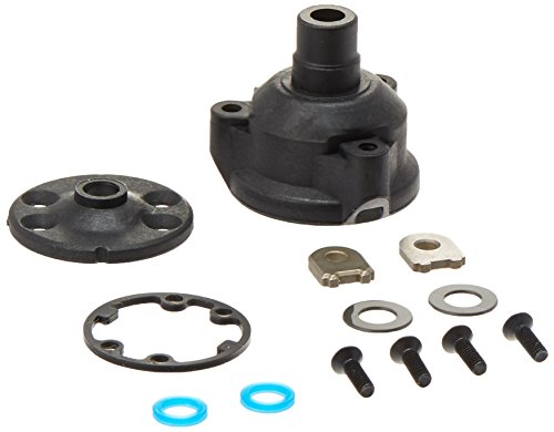 Traxxas 6884 Center Differential Housing with Seals and Hardware