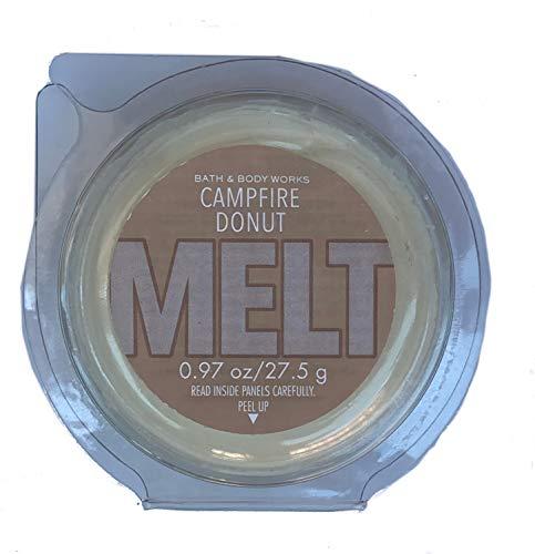 White Barn Candle Bath Body Works Fragrance Wax Melt Campfire Donut