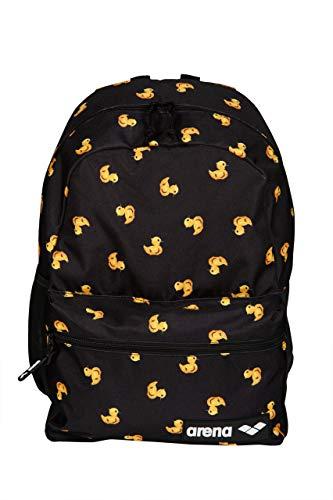ARENA Adult Backpack Sport School Team Allover 30L, unisex_adult, Backpack, 002484, ducks, standard size
