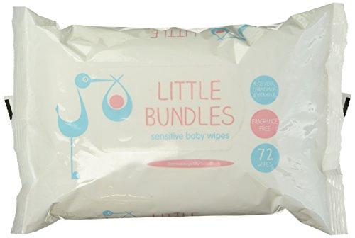 Little Bundles - Toallitas húmedas (72 unidades)