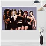SDGW Spice Girls Poster An Der Wand Poster Wandkunst Bilder