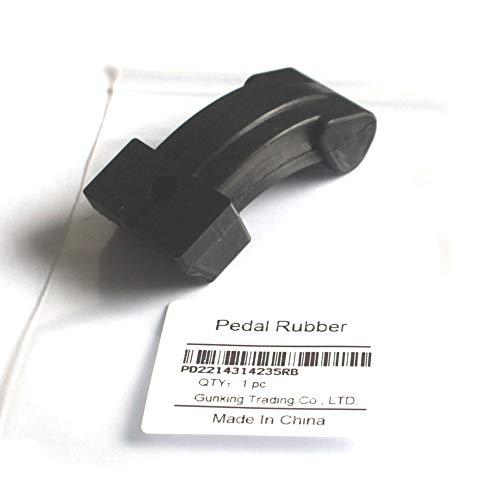 Gunking Controlador de pedal HiHat ACTUADOR DE SENSOR de pieza de goma...