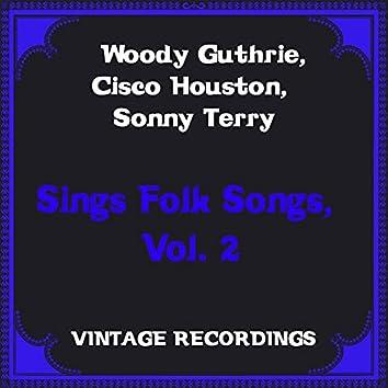 Sings Folk Songs, Vol. 2 (Hq remastered)