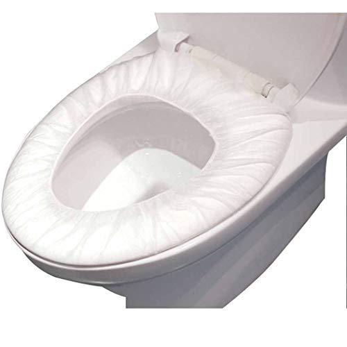 QHYY Wegwerp Kruk Mat Niet-Geweven Waterdichte Toilet Pad voor Thuis Openbare Plaatsen