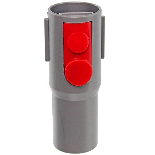 SPARES2GO Adaptateur de brosse pour aspirateur sans fil Dyson V8 SV10 (se connecte au V8 aux outils standard de 32 mm)