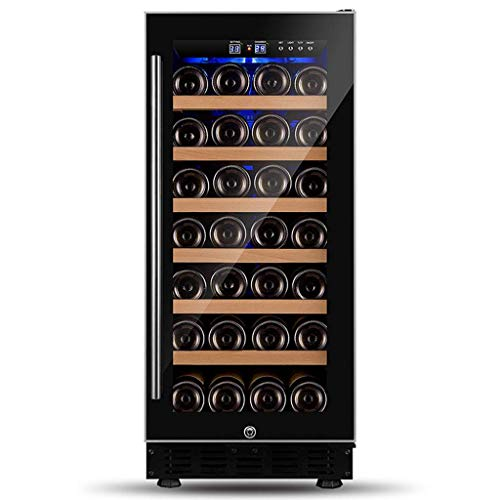 Bodega - Refrigerador de Vino Independiente - Ahorro de energía y protección del Medio Ambiente, Muebles de gabinete de Enfriador de Vino de enfriamiento rápido