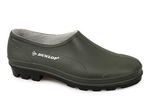 Dunlop Gartenschuh, Unisex, Wasserdicht, grün