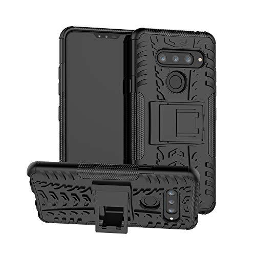 LG V40 ThinQ Handy Tasche, FoneExpert® Hülle Abdeckung Cover schutzhülle Tough Strong Rugged Shock Proof Heavy Duty Hülle Für LG V40 ThinQ