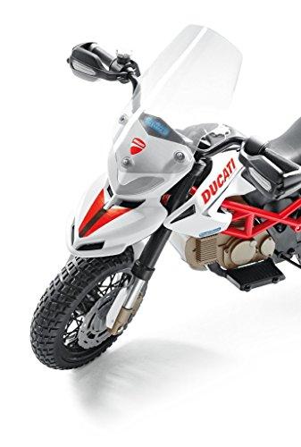 Elektrisches Enduro Ducati Motorrad für Kinder Peg Perego Bild 5*