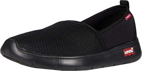 Levi's Shoes Union Mesh SP 2 Black Monochrome 7 B (M)