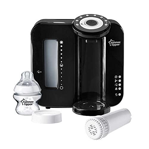 Tommee Tippee 423726, Perfect Prep Máquina de preparación del biberón negro