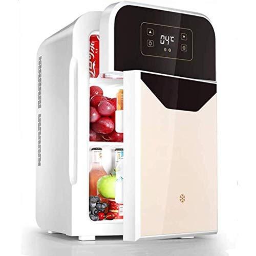 FEE-ZC Multifunctionele koelkast, Mini Bar Home voor auto, touchscreen, snelle koeling, intelligente temperatuurregeling met dubbele kern (kleur: B)