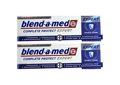 2x 75ml Blend-a-med Complete Protect Expert Starke Zähne Zahnpasta NEU