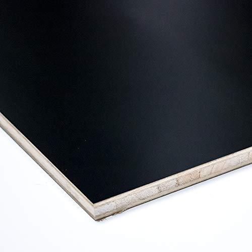 川島材木店 ポリランバー厚15mm 【黒】 1820x910x15mm