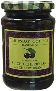 Thursady Cottage Spiced Cherry Jam with Cherry Brandy