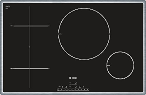 Bosch PIT845F17E Kochfeld Elektro / Ceran/Glaskeramik / 79,5 cm / Direct Select / schwarz