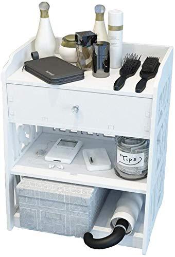 Nachttisch Weiß Schlafzimmer Einfache Aufbewahrung Schrank Mini Nachttisch Praktische Möbel Beistelltisch