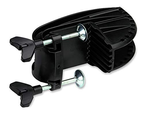 Minn Kota Endura Max Trolling Motor with a ten-point lever lock bracket