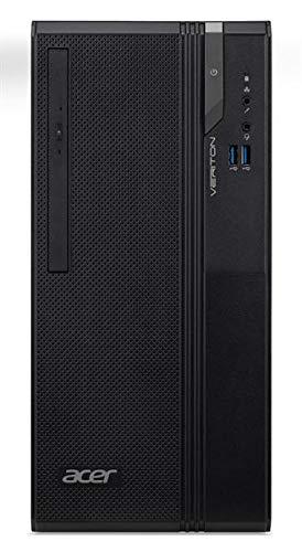 ACER Veriton Essential VES2735G Desktop PC Intel Core i7-9700 Octa Core 3.0 GHz Ram 8 GB Hard Disk 1TB 4xUSB 3.0 Windows 10 Pro
