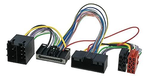 Adattatore cavo audio Kit Vivavoce Thb Parrot Autoradio compatibile per Ford Focus Kuga 2011 B-Max 2012 C-Max Fiesta Edge 2010