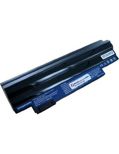 Batterie pour ACER ASPIRE ONE D260-2576, Haute capacité, 11.1V, 6600mAh, Li-ion