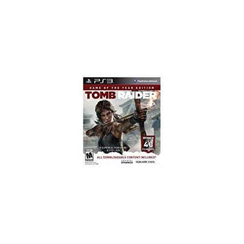Tomb Raider PS-3 GOTY UK [Import anglais]