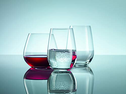 Schott Zwiesel 117875 Wasserglas, Glas, transparent, 6 Einheiten
