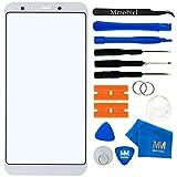MMOBIEL Kit de Reemplazo de Pantalla Táctil Compatible con Xiaomi Mi A2 2018 5.99 Inch (Blanco) Incl Herramientas