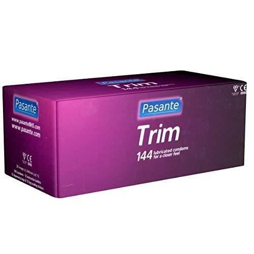 Pasante Trim Preservativos, pack de 144unidades