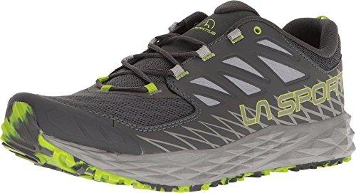 LA SPORTIVA Lycan, Chaussures de Trail Homme, Multicolore (Carbon Apple Green 000),...
