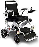 CHAIR Silla de ruedas, silla de rehabilitación médica para personas mayores, personas mayores, Pride Mobility IGo plegable portátil silla eléctrica