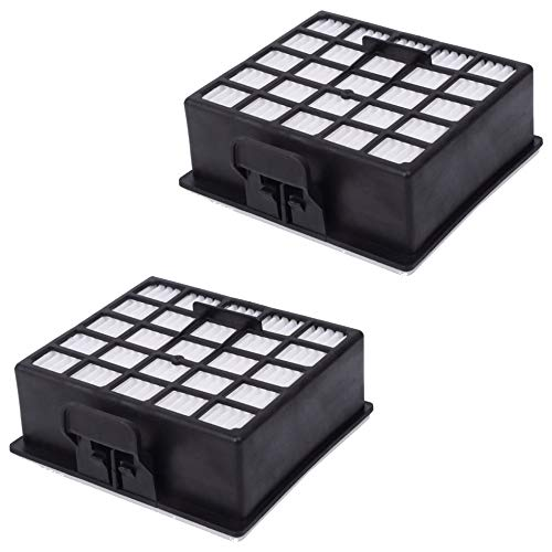 2x Filtro para Hepa–Aspiradora Bosch BSG 61830/01, BSG 61830/02, BSG 61830/03, BSG 61831/01, BSG 61831/02como 426966, bbz153hf, VZ153HFB