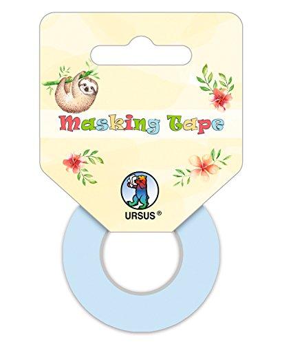 Ursus Masking Tape 58660099 Set, Paresseux, 2 Rouleaux