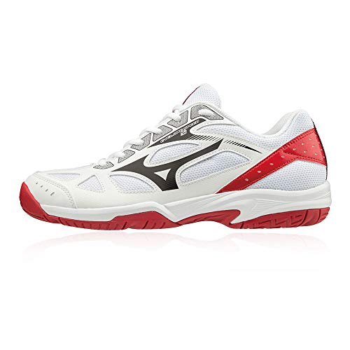MIZUNO CYCLONE SPEED 2 Sportschoenen hommes Wit/Rood Indoor