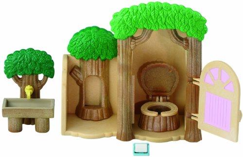 Sylvanian Family 2687 - Kit de árbol con baño en miniatura