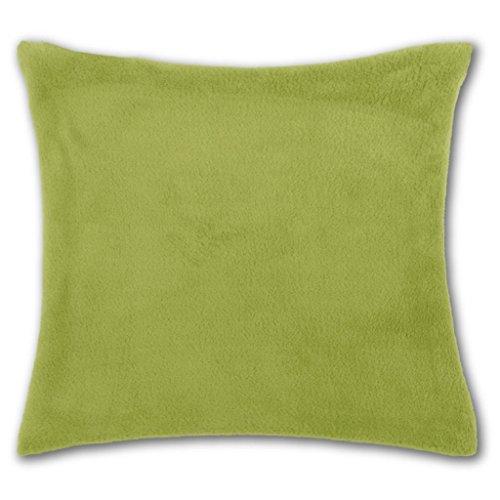 Bestlivings Kussensloop Kuschel 60 x 60 ohne Füllung groen - olijfgroen