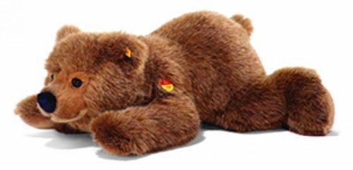 Steiff 45cm Urs Bear (Brown Tipped) by Steiff