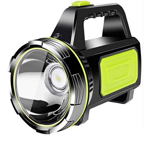 Lampe de poche à LED de travail Lampe de poche à lumière forte multifonctionnelle Projecteur portable Lampe de camping d'urgence en plein air