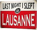 mengliangpu8190 Aluminum Sign, Retro Sign Vintage