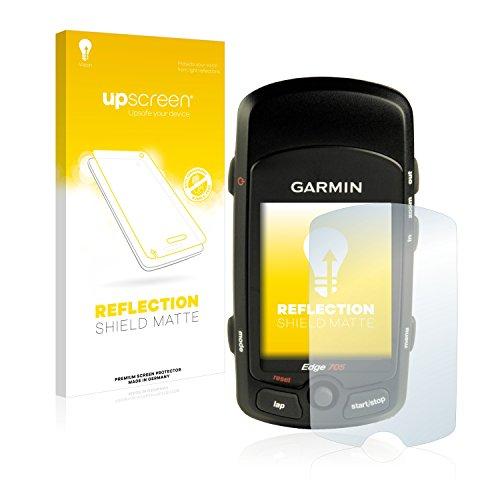 upscreen Protector Pantalla Mate Compatible con Garmin Edge 705 Película